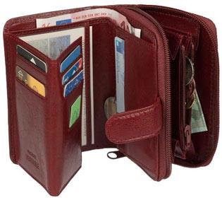 0c3df095dbcc57 Porte monnaie femme cuir pas cher vente en ligne sur Marodiscount